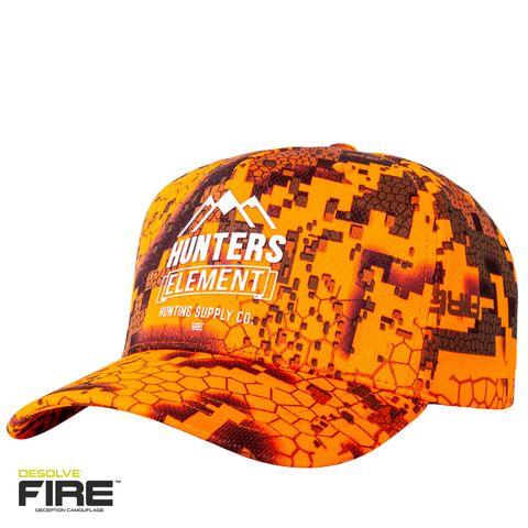 HUNTERS ELEMENT VISTA CAP DESOLVE FIRE