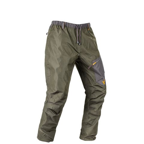HUNTERS ELEMENT OBSIDIAN TROUSER FOREST GREEN