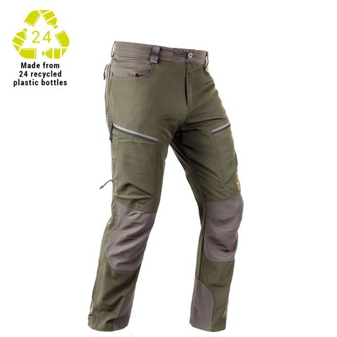 HUNTERS ELEMENT LEGACY TROUSER FOREST GREEN