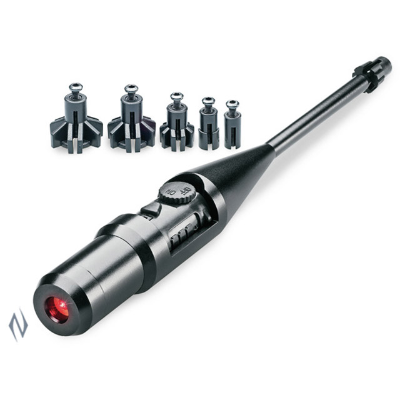 BUSHNELL LASER BORESIGHTER WITH ARBORS