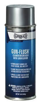 GUNSLICK GUN FLUSH AEROSOL 16OZ