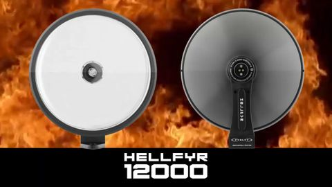 HELLFYR 12000 SEARCH LIGHT