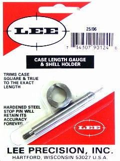 LEE CASE LENGTH GAUGE 25-06 REM