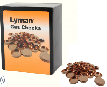 LYMAN 30 GAS CHECK (1000)