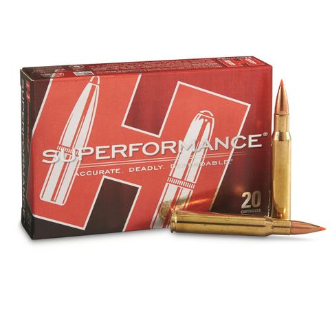 HORNADY 30-06 150G SUPERFORMANCE INTERBOND AMMO 20PK