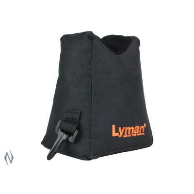 LYMAN CROSSHAIR FRONT SHOOTING BAG