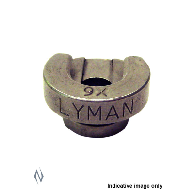 LYMAN SHELL HOLDER X-27 6.5X55