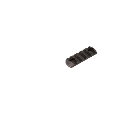 MAGPUL MLOK RAIL 5 SLOT BLACK