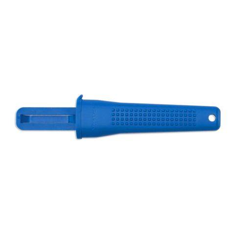 VICTORY KNIVES SHEATH BLUE PLASTIC