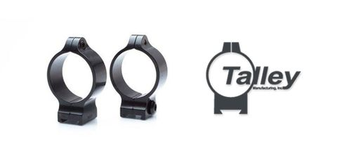 TALLEY RING MOUNT CZ452 453 30MM MED