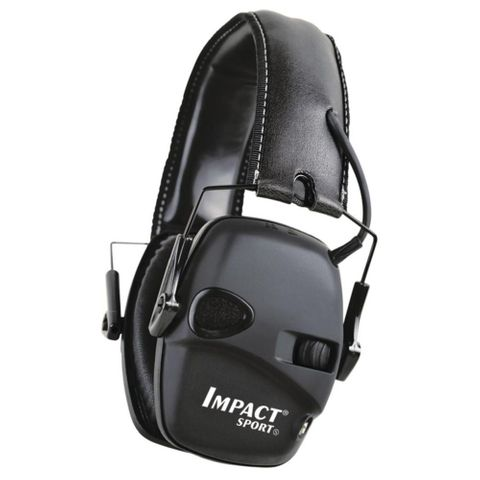 HOWARD LEIGHT IMPACT SPORT BLACK EAR MUFF