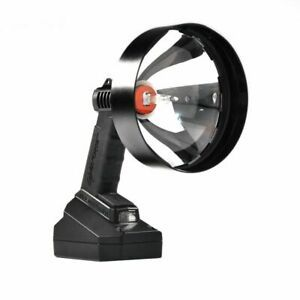 LIGHTFORCE HAND HELD 170MM WITH CIG PLUG 70W HID