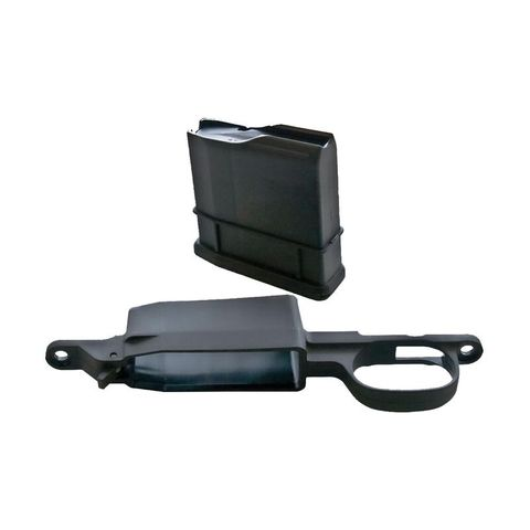 REMINGTON 700 DROP IN FLOOR PLATE & 5 RND MAG FOR 25-06/ 270/ 30-
