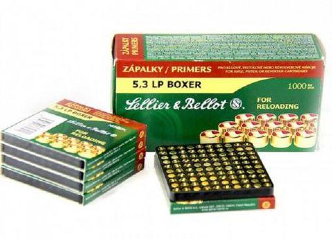 SELLIER & BELLOT PRIMER 5.3 LR BOXER