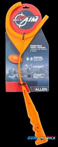 ALLEN HELD CLAY TARGET THROWER
