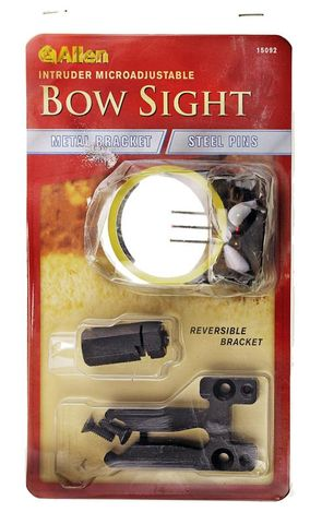 ALLEN INTRUDER MICRO ADJ BOW SIGHT