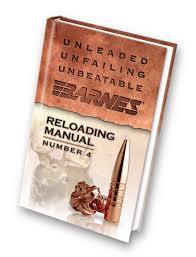 BARNES RELOADING MANUAL