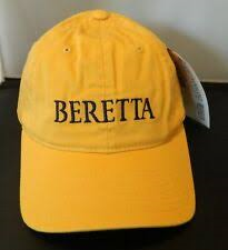 BERETTA WEEKENDER CAP YELLOW