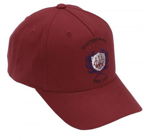BERETTA OUTDOOR HISTORY CAP RED