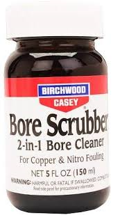 BIRCHWOOD CASEY BORE SCRUBBER 5OZ BOTTLE