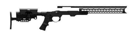 REMINGTON 700 ABS CHASSIS ONLY S/A BLACK 308