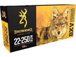 BROWNING BXV 223REM 50GR VE 20PKT