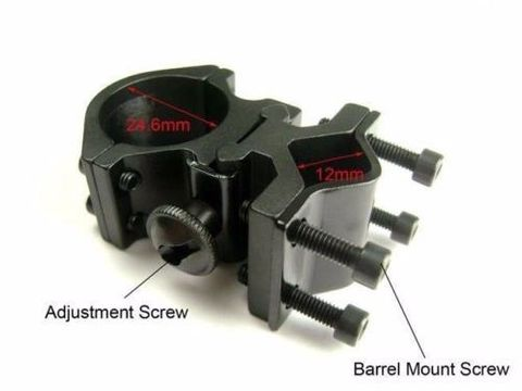 XHUNTER BARREL TO RAIL CONNECTOR