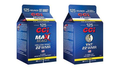 CCI 22WMR VNT 30G 125PKT POUR PACK