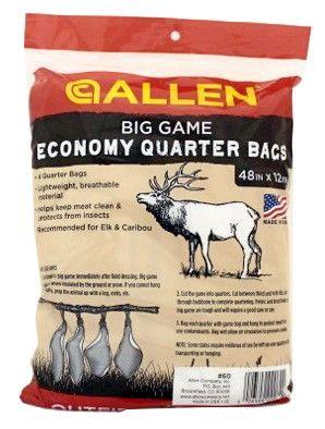 ALLEN LARGE GAME QUARTER DRESS BAGS 4PK