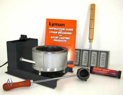 LYMAN BIG DIPPER CASTING KIT 230V AUS PLUG