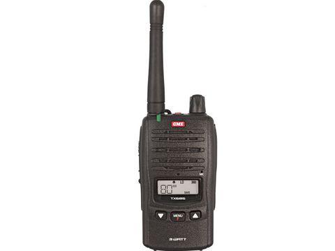 GME TX685 HANDHELD UHF 3 WATT WATERPROOF RADIO