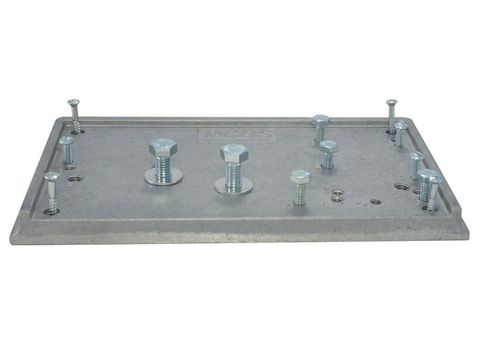 RCBS POWDER MEASURE STAND PLATE