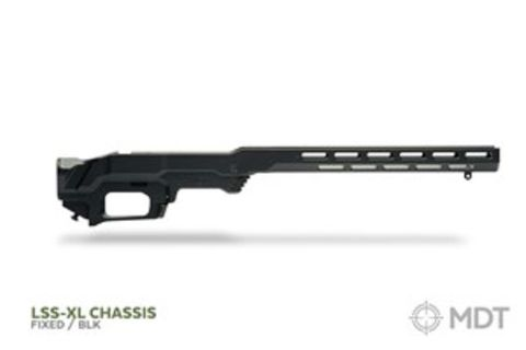 MDT LSS GEN 2 CHASSIS BLACK WITHOUT MAG