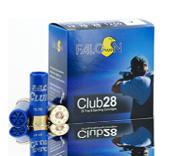 FALCON PHOENIX CLUB 12GA 1250FPS 28G 7.5 25PKT