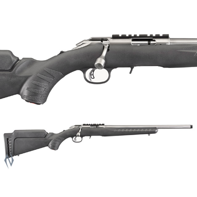 RUGER AMERICAN RIMFIRE SYNTHETIC STAINLESS 22MAG