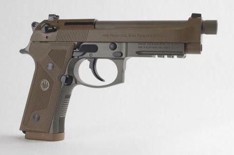BERETTA M9 A3 9MM SILVER