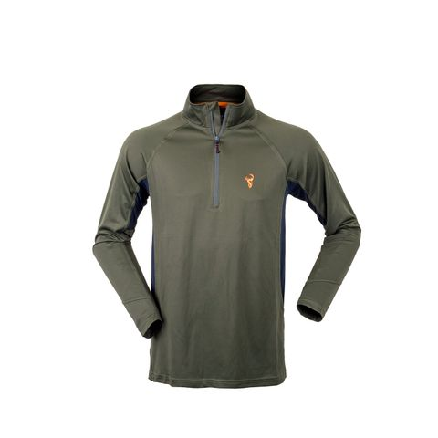 HUNTERS ELEMENT ECLIPSE TOP FOREST GREEN