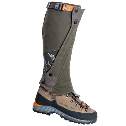HUNTERS ELEMENT BASIN GAITER FOREST GREEN SMALL