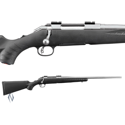 RUGER AMERICAN RIFLE SYNTHETIC STAINLESS 243