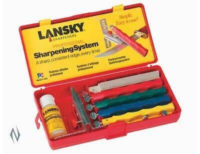 LANSKY SYSTEM PRO 5 STONE