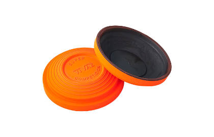 VIVAZ CLAY TARGET ORANGE RESIN PITCH FREE (150)