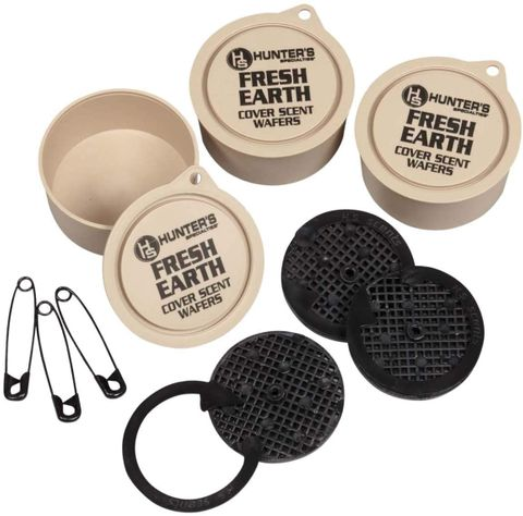 HUNTERS SPECIALTIES COVER SCENT WAFERS FRESH EARTH