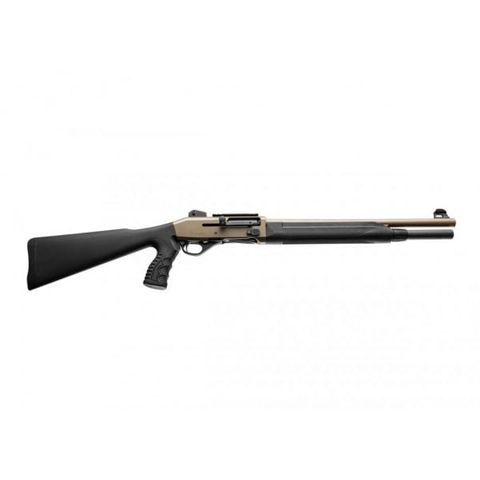 STOEGER STRAIGHT PULL M3000 TACTICAL FDE 12GA 18.5IN 7+1
