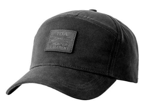 HUNTERS ELEMENT MAHUNGA CAP BLACK