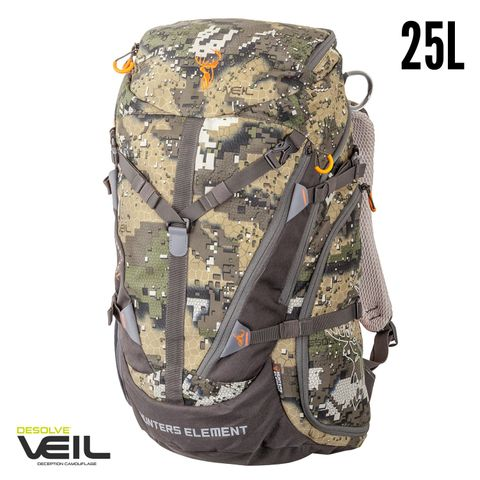 HUNTERS ELEMENT RAVINE PACK 25L DESOLVE VEIL