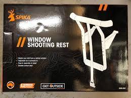 SPIKA WINDOW SHOOTING REST