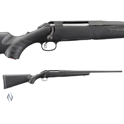 RUGER AMERICAN RIFLE SYNTHETIC BLUED 223