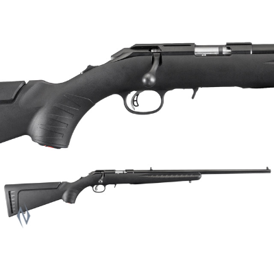 RUGER AMERICAN RIMFIRE SYNTHETIC BLUED 22LR