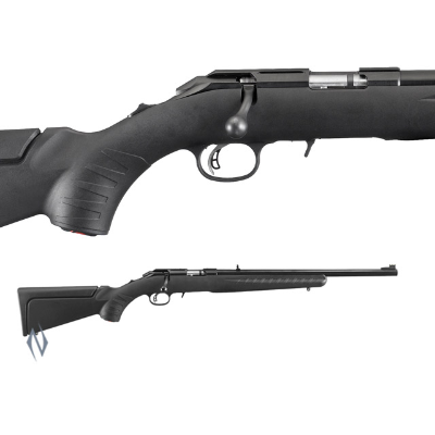 RUGER AMERICAN RIMFIRE SYNTHETIC BLUED 22LR COMPACT