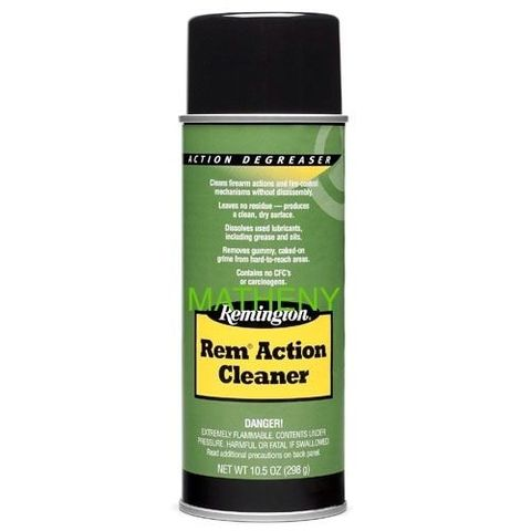 REMINGTON ACTION CLEANER 10OZ AEROSOLE